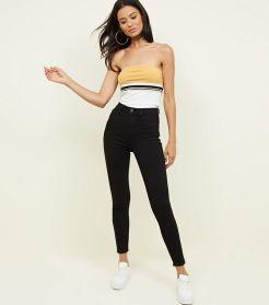 12. black-high-waist-super-skinny-hallie-jeans