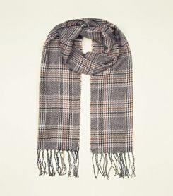 13. mink-check-thin-scarf