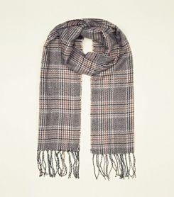13. mink-check-thin-scarf