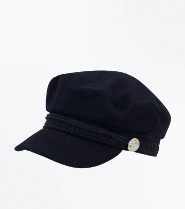 2. black-braid-embellished-baker-boy-hat-
