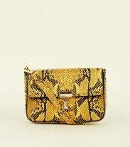 4. mustard-faux-snakeskin-cross-body-bag
